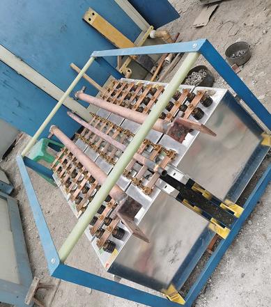 河北中频电炉回收