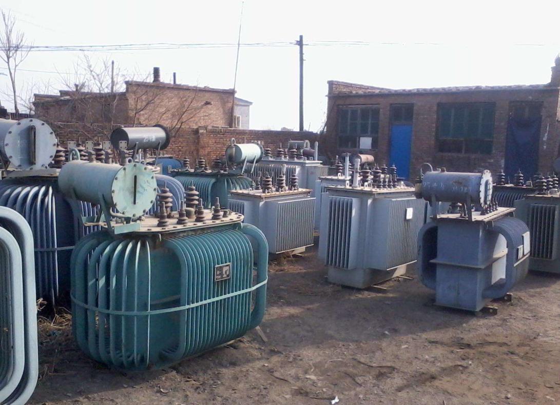 河北变压器回收